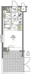 フェニックス中板橋弐番館[1階]の間取り