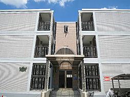 ラポール友愛II[3階]の外観