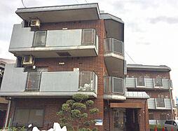大阪府高槻市城西町の賃貸マンションの外観
