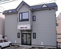 稲穂コーポ2[1階]の外観