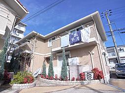 [テラスハウス] 兵庫県神戸市垂水区向陽2丁目 の賃貸【/】の外観