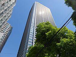 大阪ひびきの街ザ・サンクタスタワー[10階]の外観