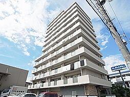 東京都足立区本木2丁目の賃貸マンションの外観