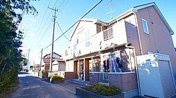 埼玉県熊谷市肥塚1丁目の賃貸アパートの外観