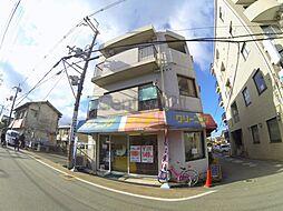 大阪府池田市石橋1の賃貸マンションの外観