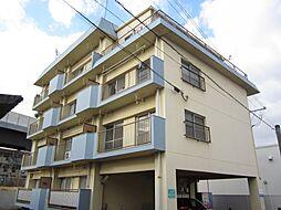 松田コーポ[3階]の外観