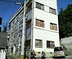 広島県呉市三和町の賃貸マンションの外観