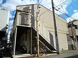AKTY上甲子園A棟[2階]の外観