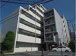 神奈川県川崎市中原区上丸子山王町2丁目の賃貸マンションの外観