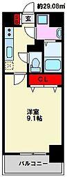 仮)弥永5丁目マンション[402号室]の間取り