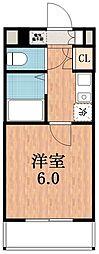 あべの恵寿ビル[7階]の間取り