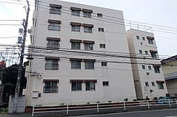 川名ハイツ[204号室]の外観