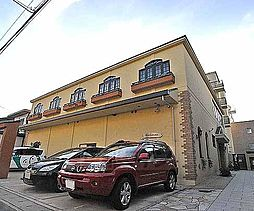 京都府京都市東山区本町4丁目の賃貸マンションの外観