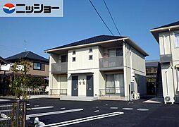 [タウンハウス] 愛知県西尾市羽塚町大道東 の賃貸【/】の外観