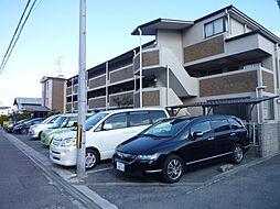大阪府高石市東羽衣2丁目の賃貸マンションの外観