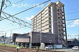 日映マンションⅢ[4階]の外観