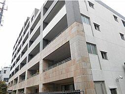 東京都大田区東雪谷1丁目の賃貸マンションの外観