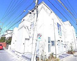 東京都葛飾区柴又4丁目の賃貸アパートの外観