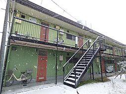 錦ハイツA[102号室]の外観