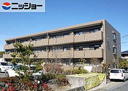ピアネーズ神ノ倉B棟[3階]の外観