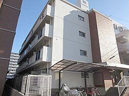 松島コーポ[3階]の外観