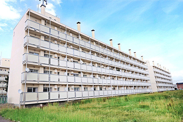 ビレッジハウス新川2号棟 3階の賃貸【北海道 / 札幌市北区】