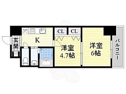 岸里駅 7.0万円