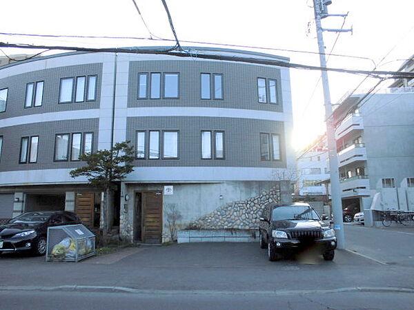 トキメック円山並木道1[2階]の外観