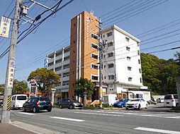 豊田ビル伊勢スカイマンション[4階]の外観