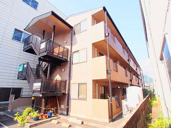ベルデュールT 3階の賃貸【広島県 / 広島市安芸区】