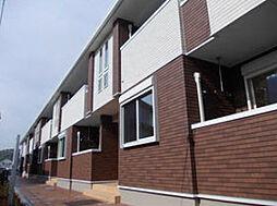 JR姫新線 播磨高岡駅 徒歩33分の賃貸アパート