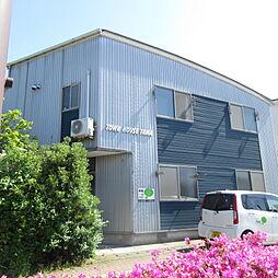 新潟県新潟市中央区新島町通3ノ町の賃貸アパートの外観