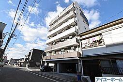 サニーベール前田[5階]の外観