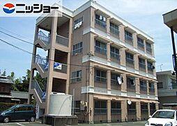 サンハイツ長坂B棟の外観写真