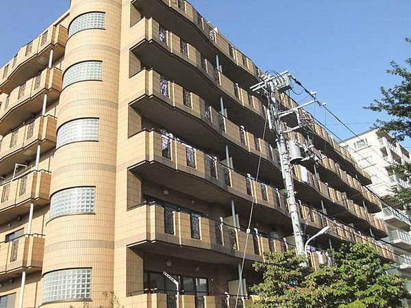 プラザサンタナカ5号館 6階の賃貸【東京都 / 板橋区】