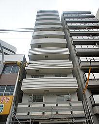 ラフォンテ阿波座[10階]の外観