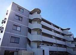栃木県宇都宮市大曽2丁目の賃貸マンションの外観