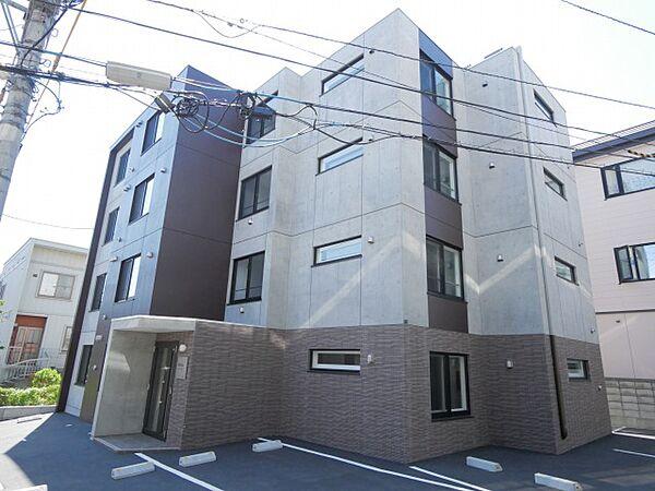 ヴェスタ南平岸 2階の賃貸【北海道 / 札幌市豊平区】