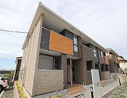 愛知県名古屋市天白区海老山町の賃貸アパートの外観