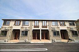 山口県下関市彦島塩浜町3丁目の賃貸アパートの外観