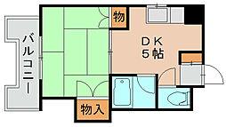 KYUKO第5ビル[3階]の間取り