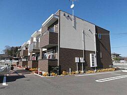和歌山県橋本市隅田町上兵庫の賃貸アパートの外観