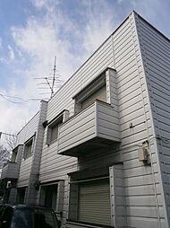 コーポ白樺[2階]の外観