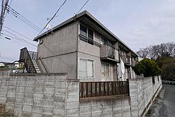 茨城県日立市東成沢町3丁目の賃貸アパートの外観