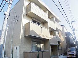 大阪府大阪市東成区大今里2丁目の賃貸アパートの外観