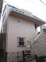 東京都品川区旗の台4丁目の賃貸アパートの外観