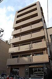 京都府京都市下京区玉津島町の賃貸マンションの外観