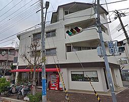 小高マンション[2階]の外観
