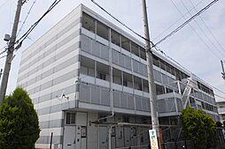 大阪府大東市三箇3丁目の賃貸アパートの外観