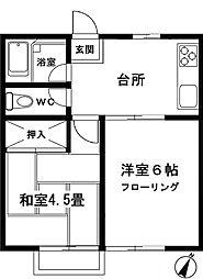 鎌取駅 4.1万円
